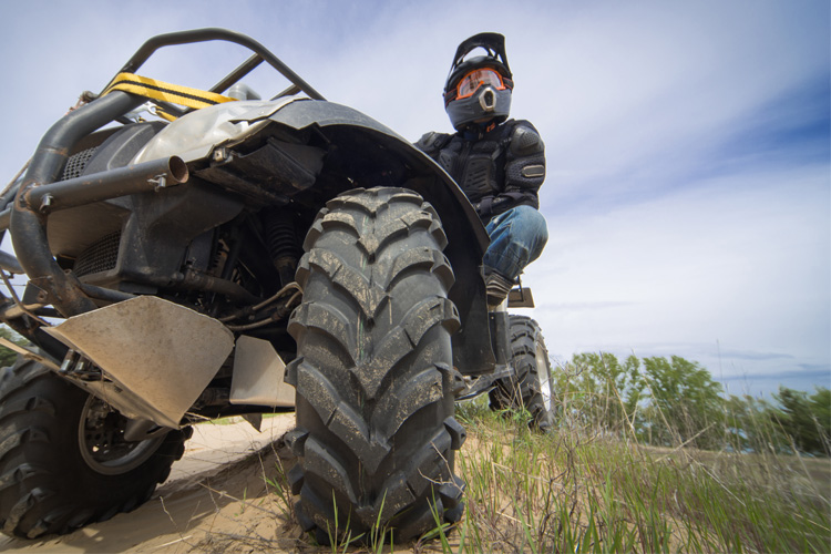 ATV Off-Roading Adventure at Houston Valley OHV Trails