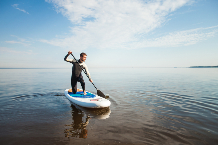 5 Great Paddleboarding Spots in Georgia