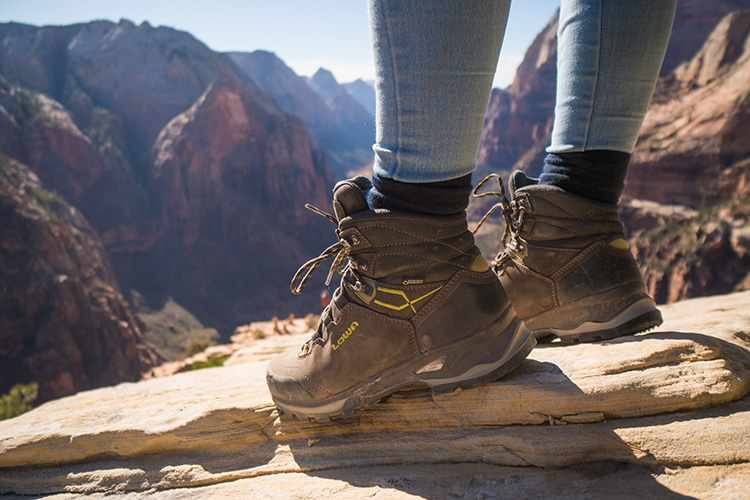 Hiking Boots—Six Great Choices Your Feet Will Love
