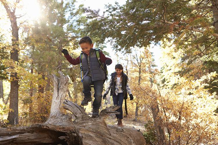 6 Ways Hiking Improves Your Child's Mental and Emotional Health