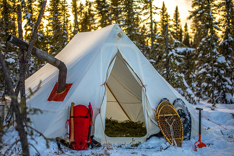 Getting Started with Hot Tent Camping