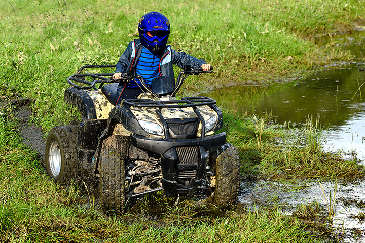 6 Cool Spots for ATV Off-Roading in Iowa