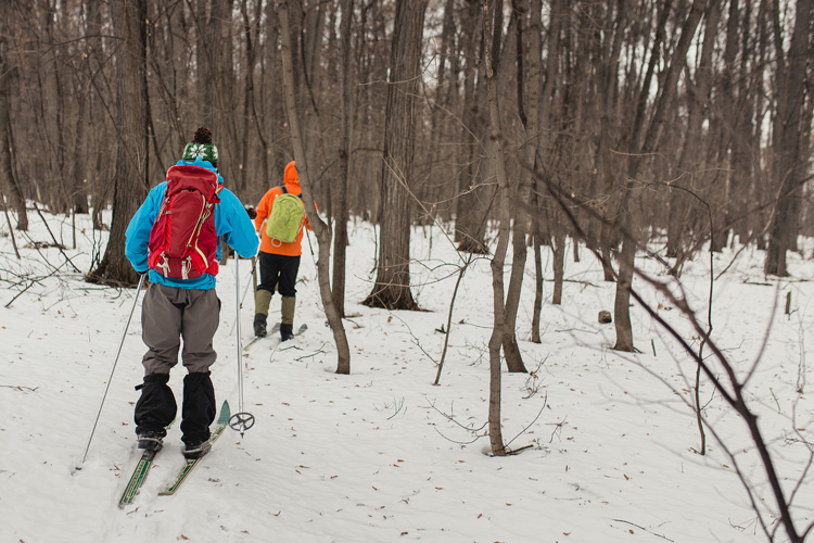 The Best Cross-Country Skiing Adventure in Iowa