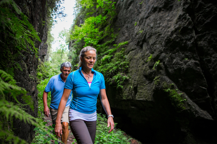 5 Great Hiking Trails in Iowa