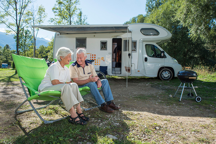 5 Awesome RV Campsites in Iowa