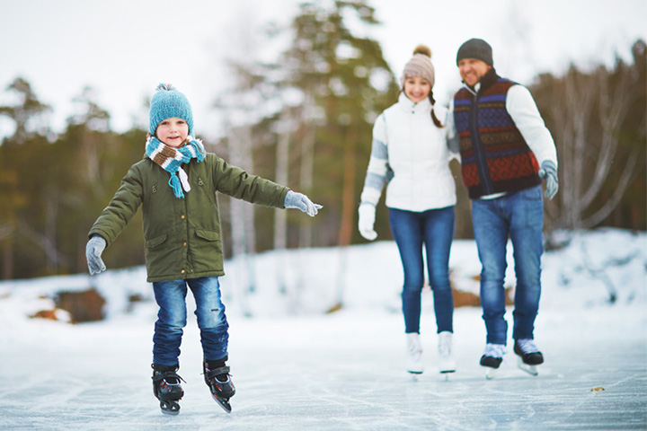 9 Best Ice Skating Rinks in Idaho
