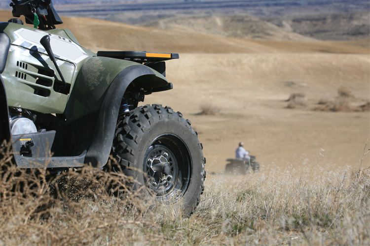 ATV Off-Roading Adventure at Big Southern Butte