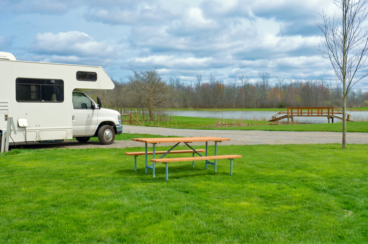 5 Awesome RV Campsites in Idaho