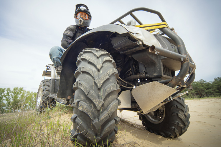 ATV Off-Roading Adventure at Little Egypt Off Road