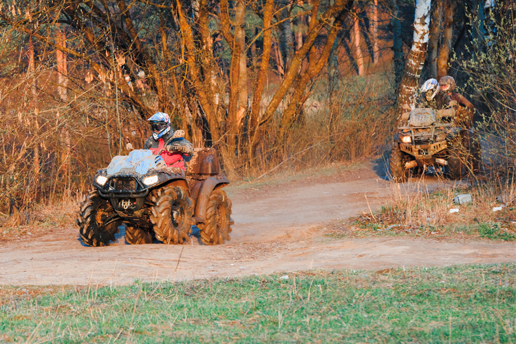 5 Cool Spots for ATV Off-Roading in Indiana