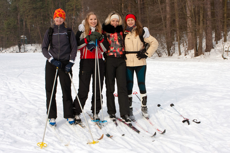 The Best Cross-Country Skiing Adventure in Indiana
