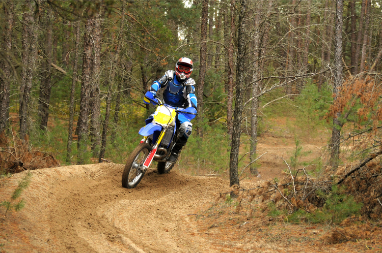 5 Amazing Dirt Motorcycle Trails in Indiana