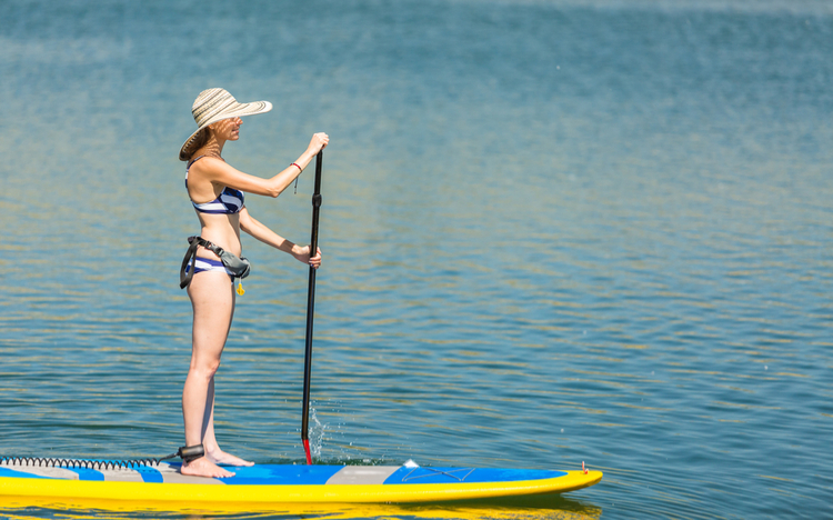 5 Great Paddleboarding Spots in Indiana