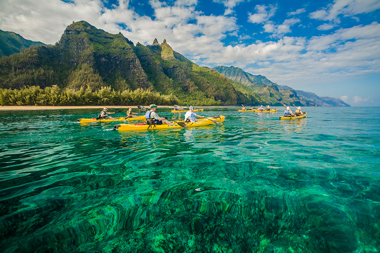 Kayak Adventures--5 Warm-Weather Escapes To Try Right Now