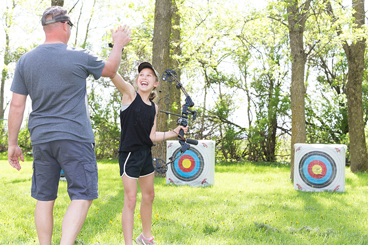 7 Reasons Why Kids Should Try Archery
