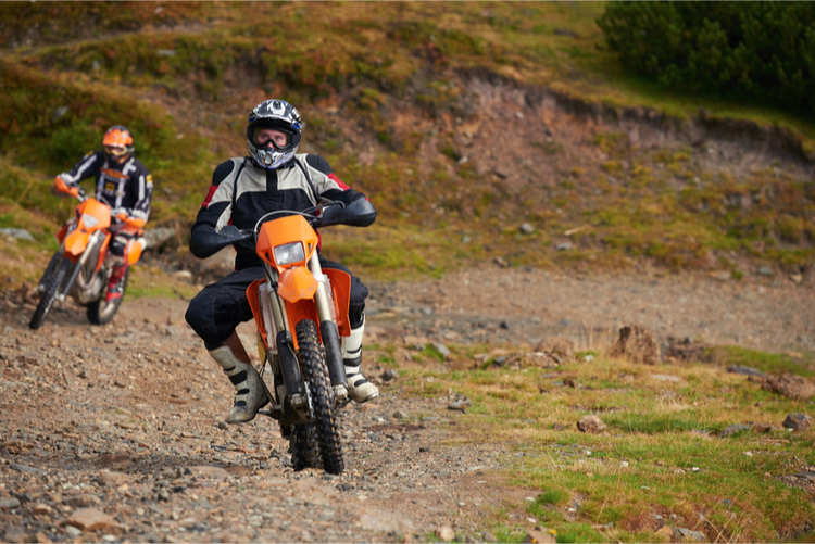 5 Amazing Dirt Motorcycle Trails in Kansas