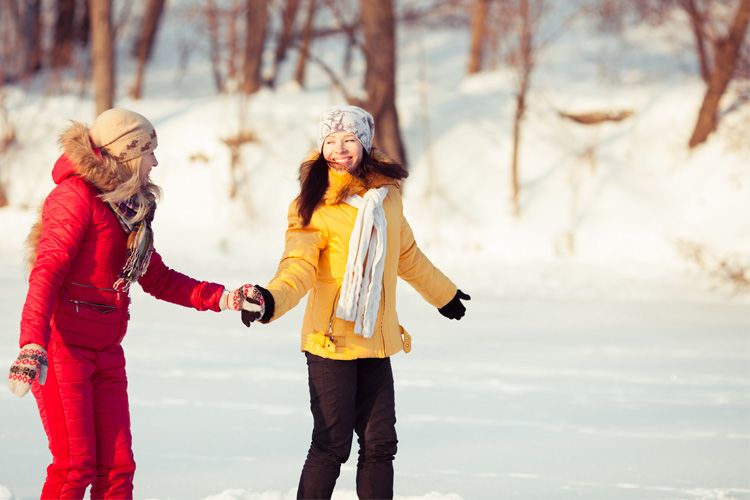 5 Best Ice Skating Rinks in Kansas