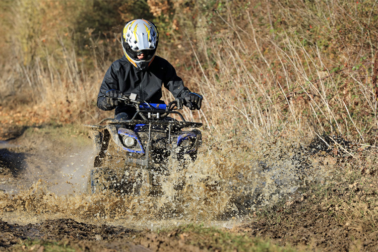 ATV Off-Roading Adventure at Otter Creek Recreation Area