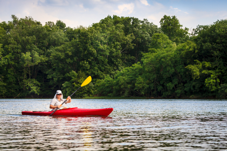 5 Excellent Places for Beginners to Kayak in Kentucky