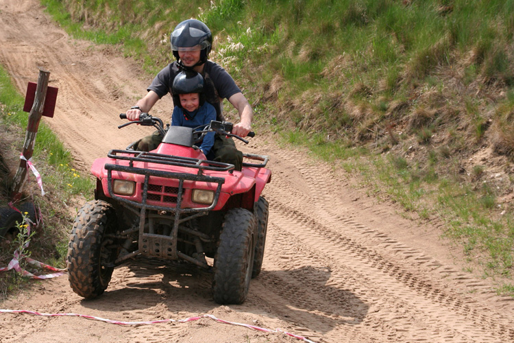 5 Cool Spots for ATV Off-Roading in Louisiana