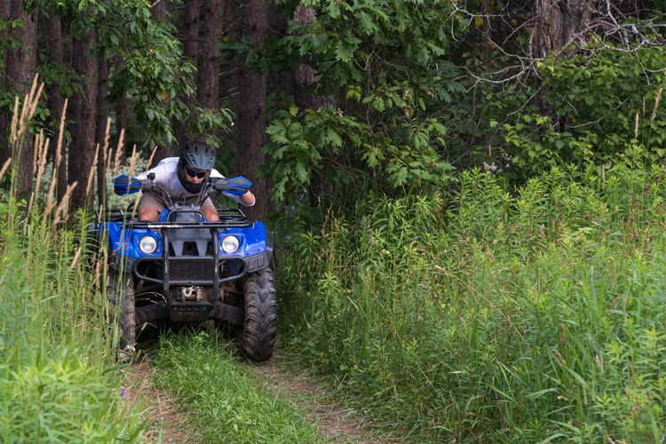 ATV Off-Roading Adventure at Claiborne Multi-Use Trails