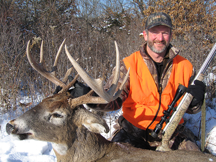 Four Steps to Late-Season Whitetail Success