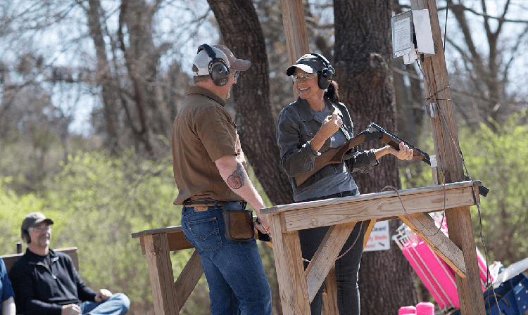 3 Tips For Bringing Someone New to the Range