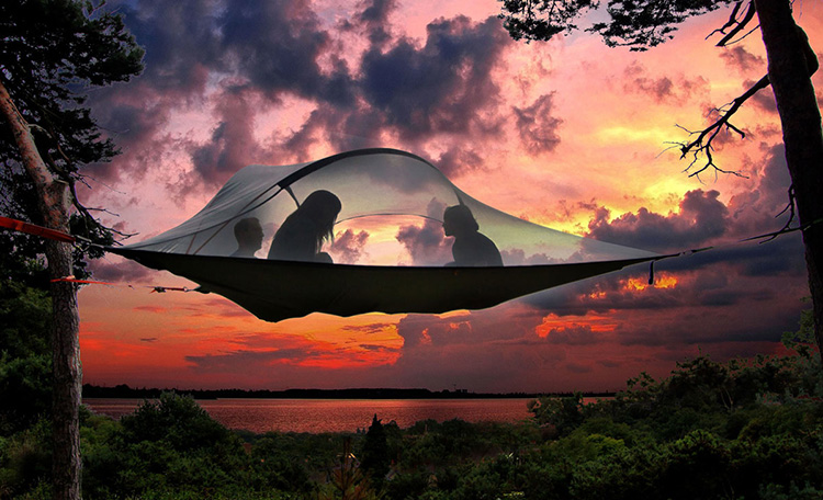This Year's Best Luxury Camping Items for Spring and Summer