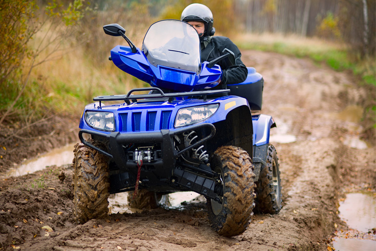 5 Cool Spots for ATV Off-Roading in Massachusetts