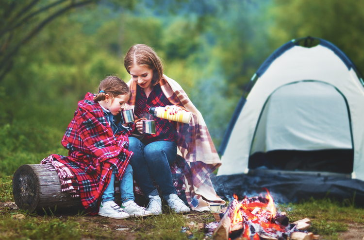 5 Awesome Campgrounds for Families in Massachusetts