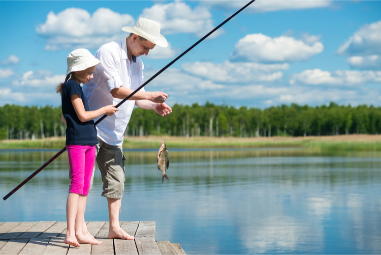 5 Best Fishing Holes in Massachusetts