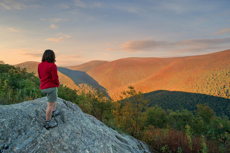 5 Stunning Foliage Hikes in Massachusetts