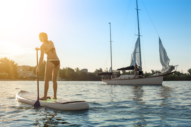 5 Great Paddleboarding Spots in Massachusetts