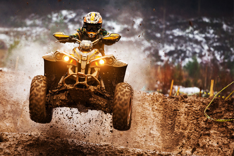 3 Cool Spots for ATV Off-Roading in Maryland