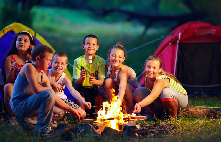 5 Awesome Campgrounds for Families in Maryland