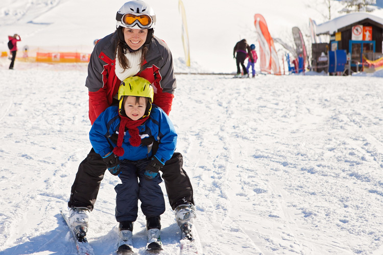 9 Best Ski Destinations for Families in and Around Maryland
