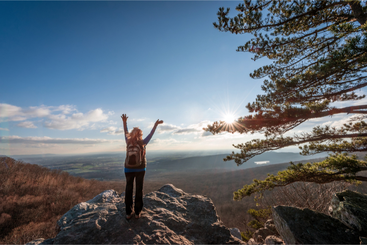 5 Beautiful Scenic Hikes in Maryland