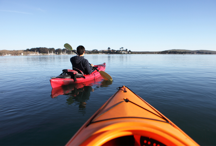 5 Excellent Places for Beginners to Kayak in Maryland
