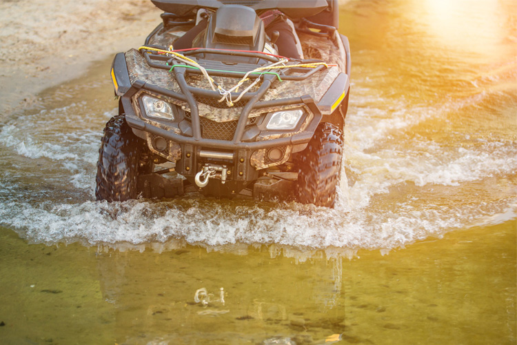 ATV Off-Roading Adventure at Wicomico Motorsports Park