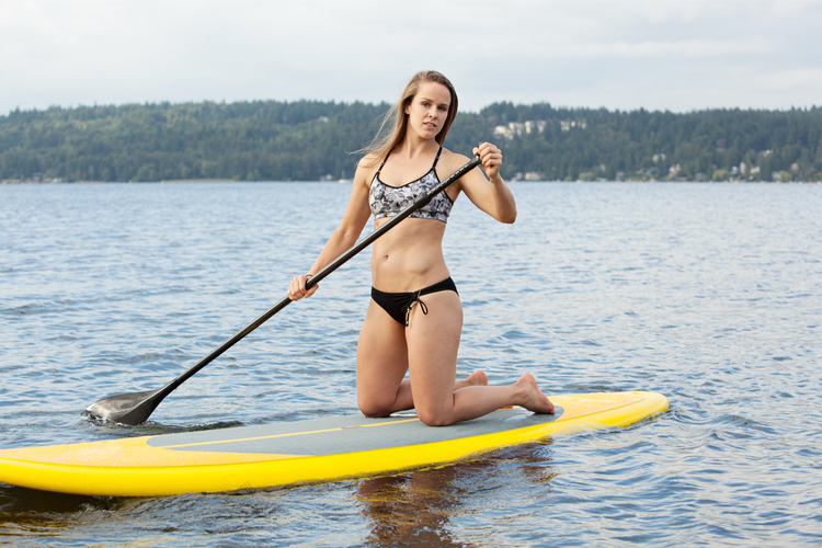 5 Great Paddleboarding Spots in Maryland