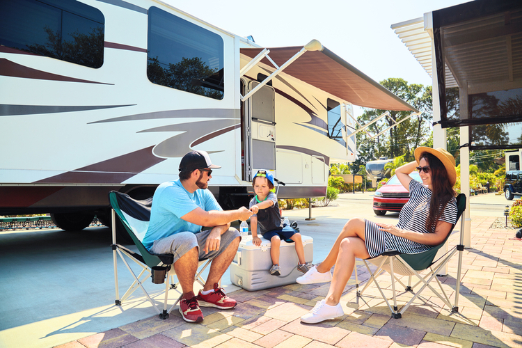5 Awesome RV Campsites in Maryland