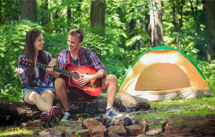 5 Awesome Campgrounds for Families in Maine