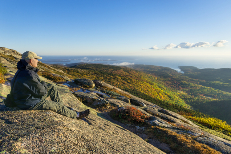 5 Beautiful Scenic Hikes in Maine