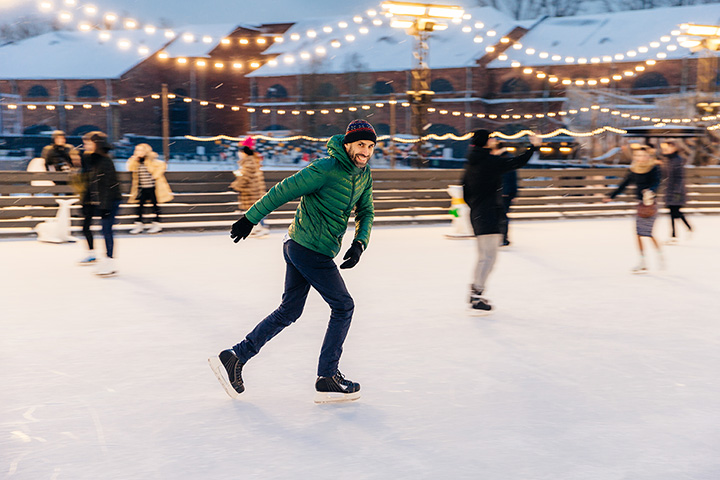 10 Best Ice Skating Rinks in Maine