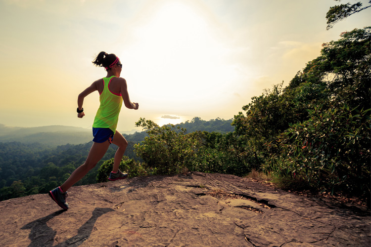 5 Awesome Trail Running Spots in Maine