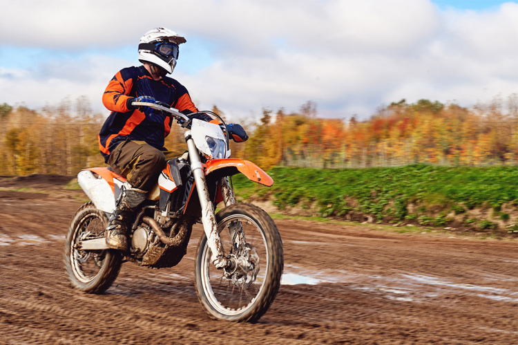 5 Best Dirt Motorcycle Trails in Michigan