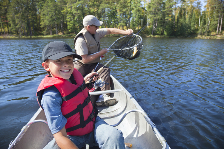 5 Best Fishing Holes in Minnesota