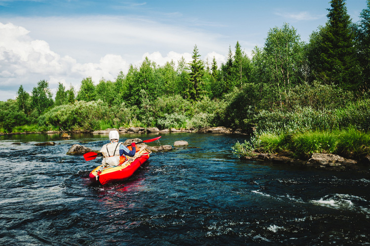 5 Excellent Places for Beginners to Kayak in Minnesota