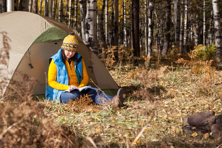 5 Perfect Fall Camping Spots in Minnesota