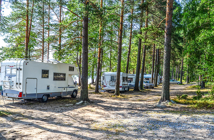 5 Awesome RV Campsites in Minnesota
